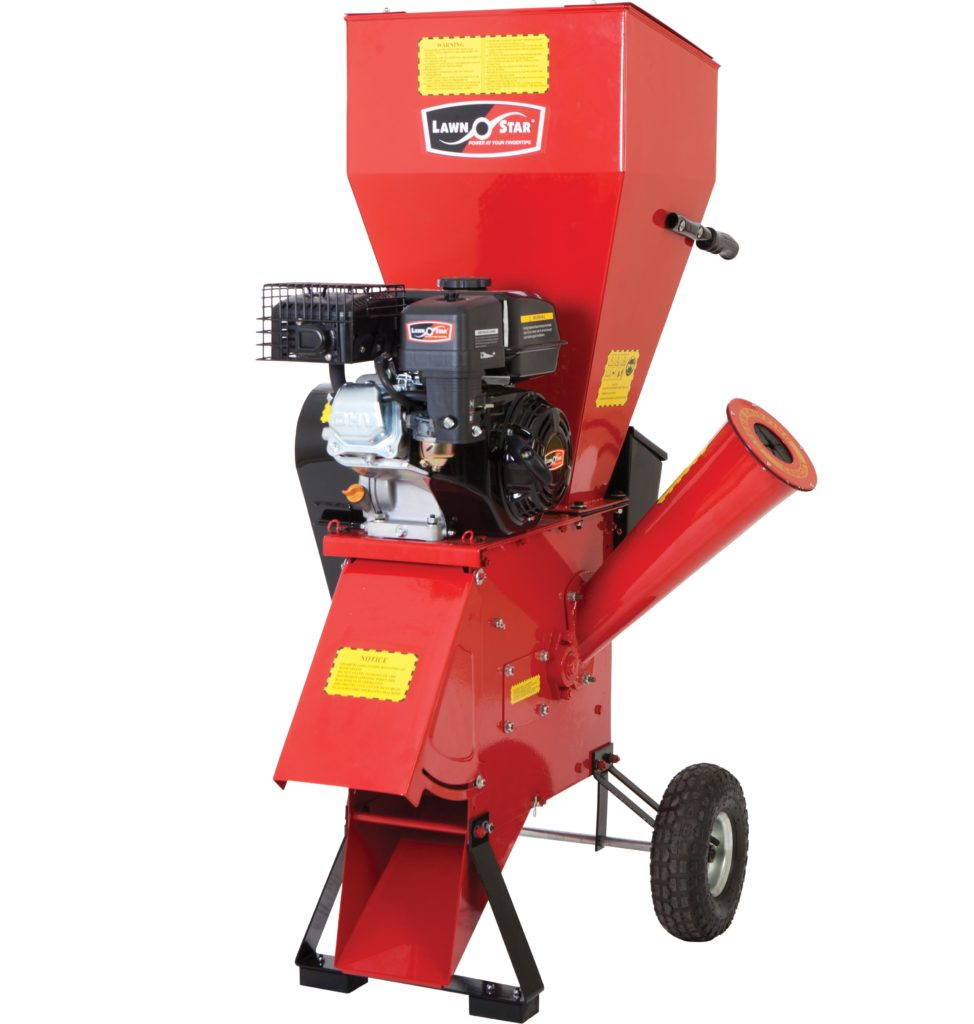 LSGS 6575 P Garden Shredder