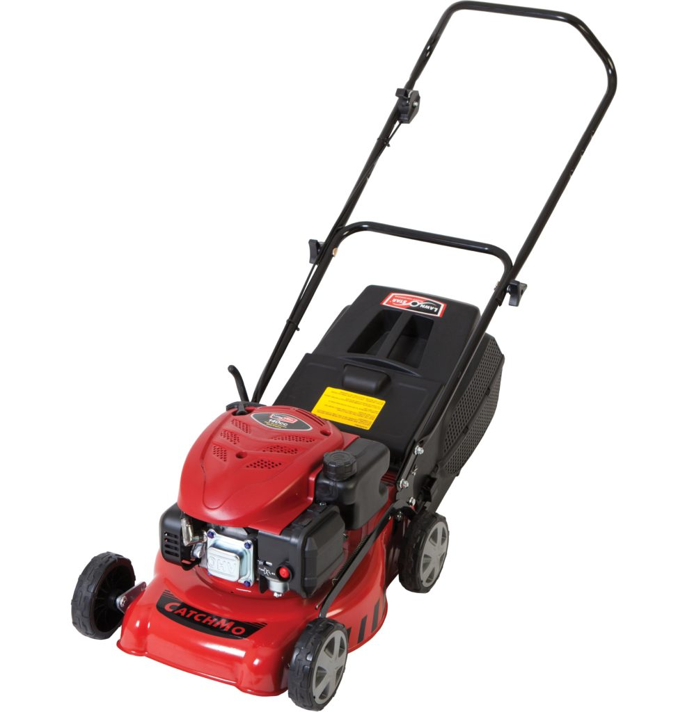 LSM 4540 P – CatchMo Petrol Lawnmower