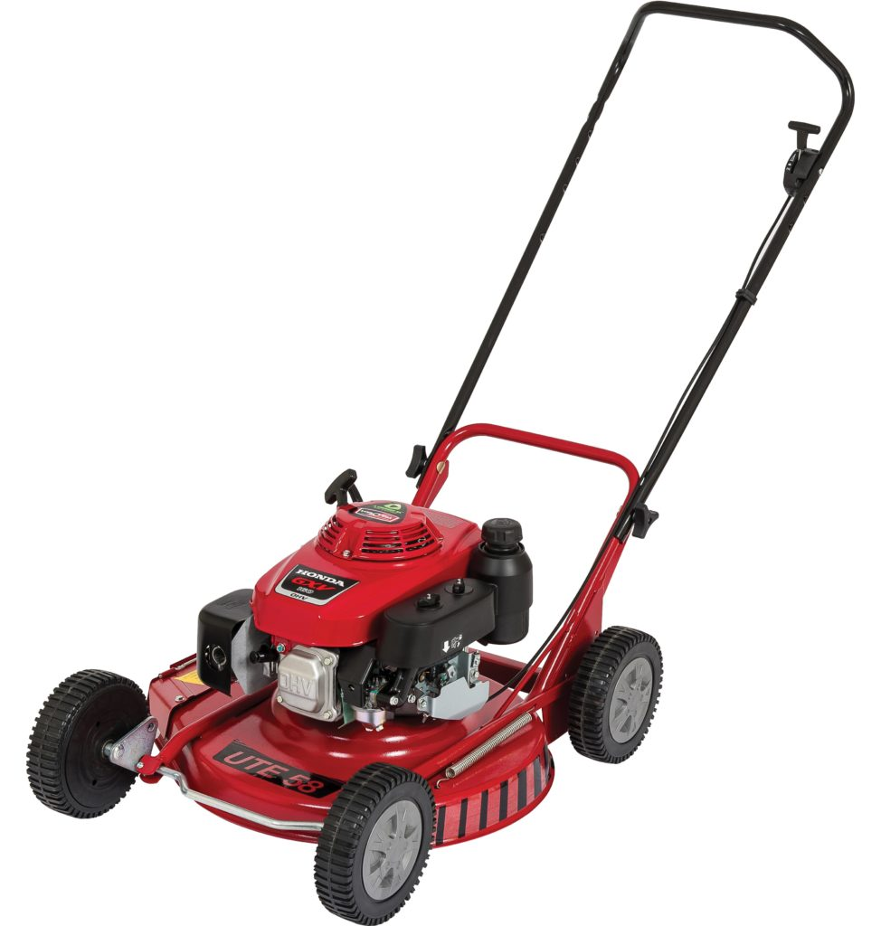 LSMU 1658 MH 2-in-1 Petrol Mulch & Side-discharge Lawnmower