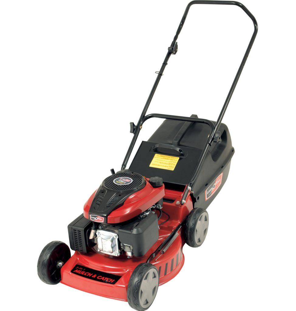 LSQ 6548 ML 2-IN-1 Petrol Lawnmower